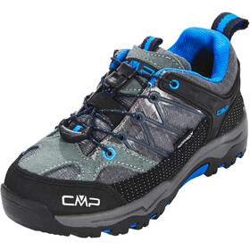 CMP Campagnolo Rigel Low WP Trekking Shoes Kinder grey-zaffiro